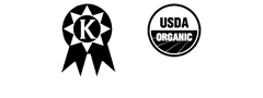 Kosher | USDA Certified Organic