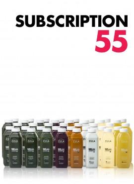 Juice - Cleanse Subscription 55