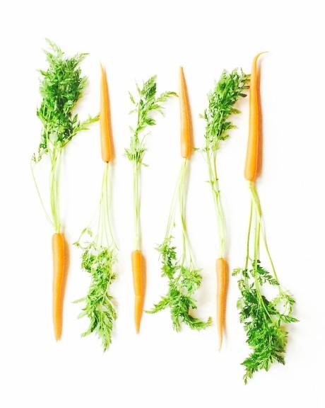 Organic Local Carrots