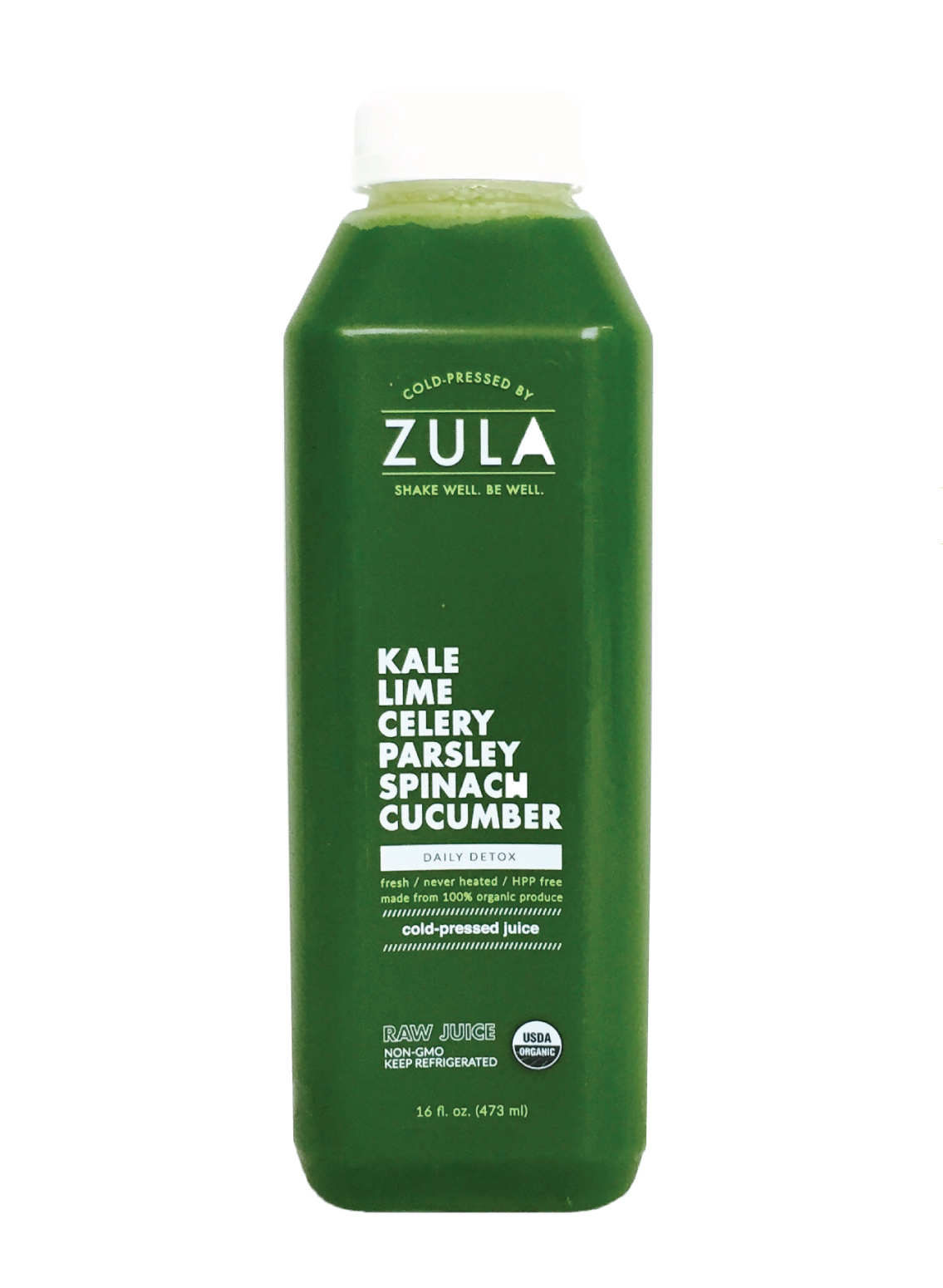 Daily Detox | Zula Juice